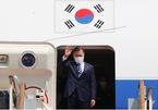 Tổng thống Hàn Quốc sang Mỹ để bàn về vắc-xin Covid-19