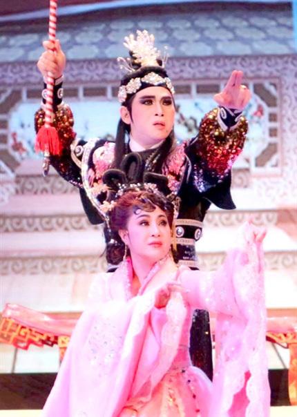 Young theatre producers hit it big withcai luongshows