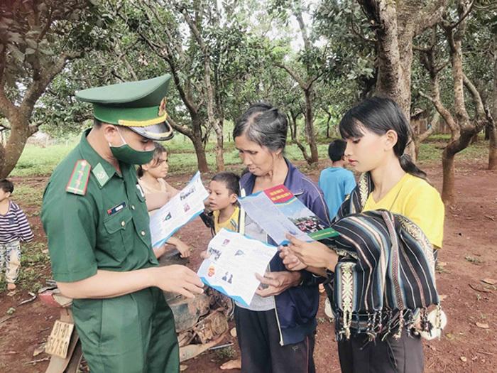 Hơn 1.100 sĩ quan quân đội ứng cử vào Đại biểu Hội đồng nhân dân các cấp