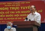 Chủ tịch nước: 'Làm cái gì thì mục đích cuối cùng là phục vụ nhân dân'