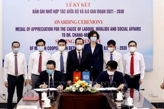 Vietnam, ILO sign MoU on co-operation for next decade