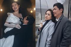Thanh Thúy - Đức Thịnh vẫn tình tứ sau 13 năm kết hôn