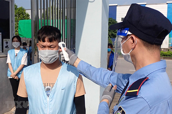 Xuất hiện ca Covid-19 trong cộng đồng, Thái Nguyên cách ly 5 xóm