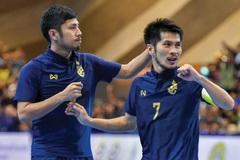 Thắng đậm Iraq, tuyển futsal Thái Lan đặt một chân tới World Cup