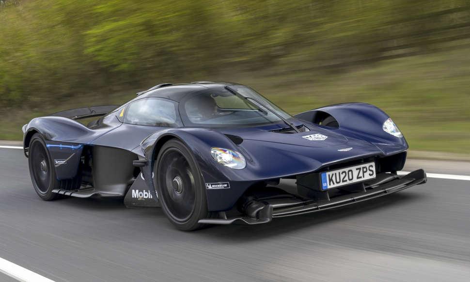 Những chiếc ô tô mạnh nhất thế giới
