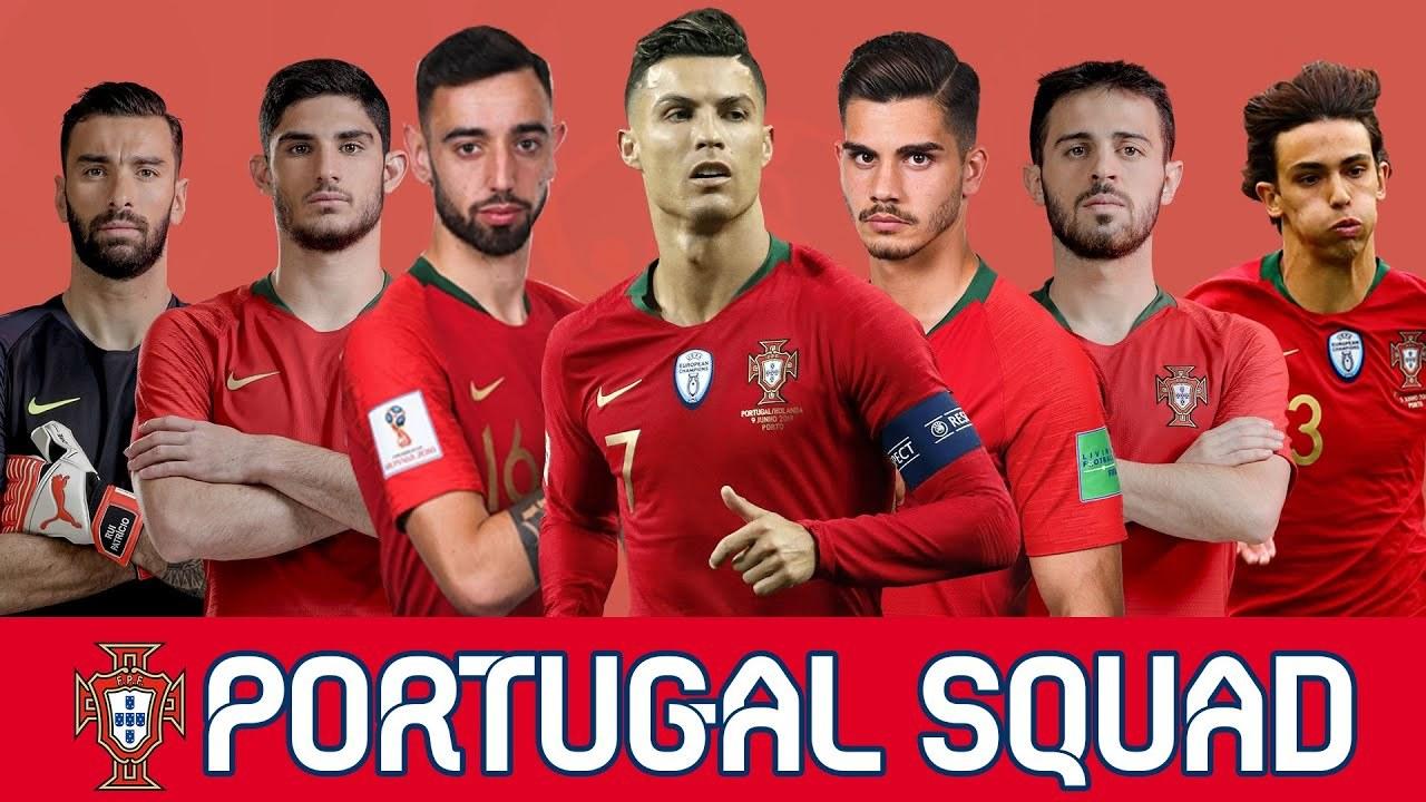 Bồ Đào Nha công bố danh sách dự EURO: Binh hùng tướng mạnh