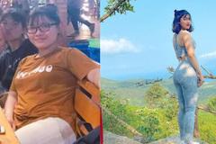 Cô nàng quyết giảm cân vì bị đồn ác ý
