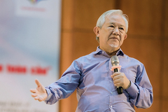 GS Việt từng đàm phán 60 tỷ USD: 'Tự học ngoại ngữ từ những áp lực'