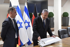 Israel bắn rơi máy bay không người lái có vũ trang của Iran