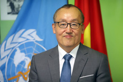 WHO closely monitors ongoing pandemic outbreak in Vietnam: Kidong Park
