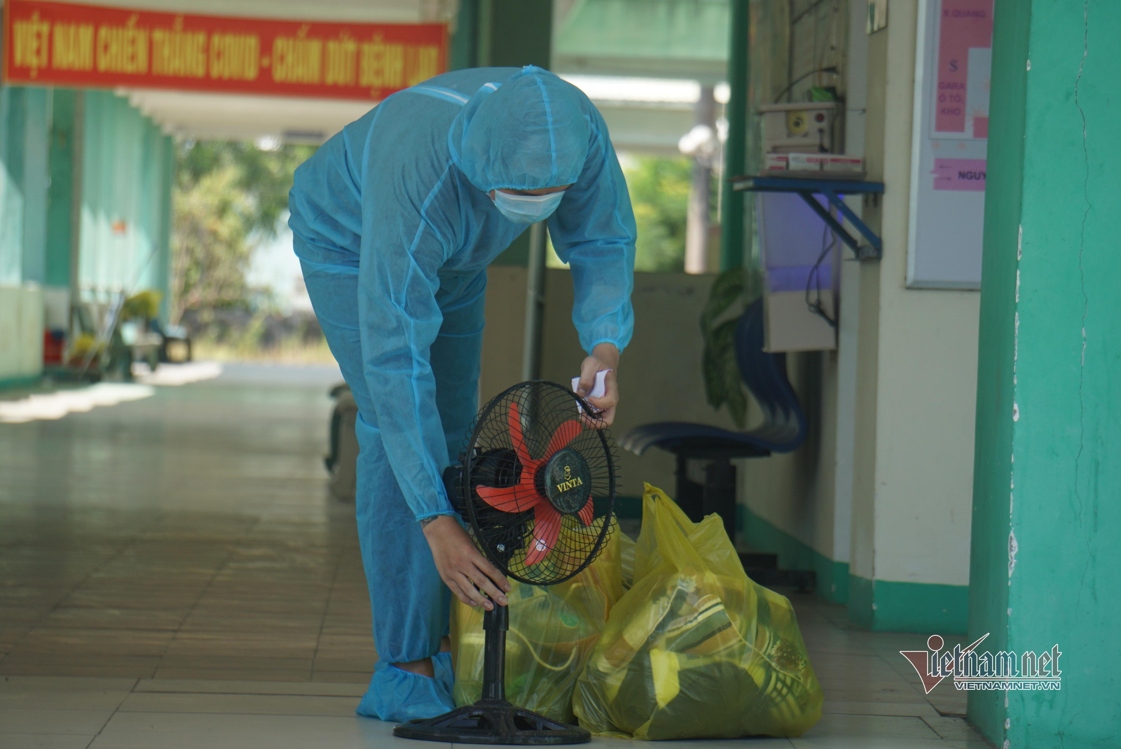 Bệnh nhân mắc Covid-19 đầu tiên ở Đà Nẵng khỏi bệnh