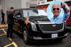 """Ông Biden muốn điện hóa """"quái thú"""" Cadillac"""