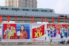 Vietnam ready forbig election day