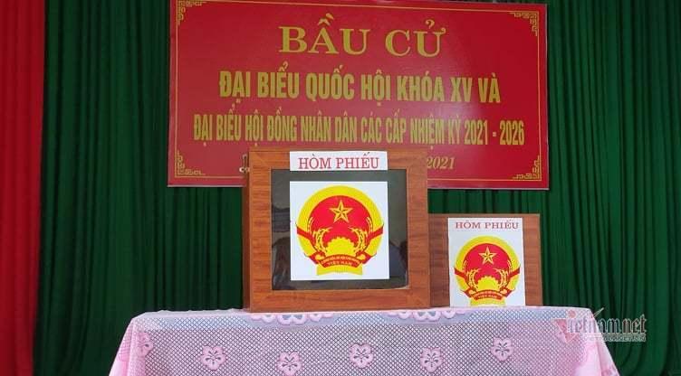 Huyện giãn cách xã hội ở Bắc Giang lên sơ đồ đường đi bỏ phiếu của cử tri