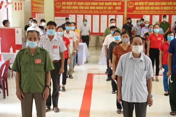 Bắc Ninh nới lỏng cách ly sang giãn cách xã hội tại 4 huyện