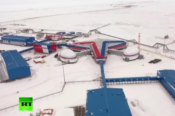 Hé lộ căn cứ quân sự tuyệt mật của Nga ở Bắc Cực