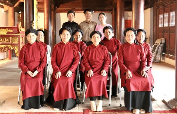 Xoan singing,traditional music
