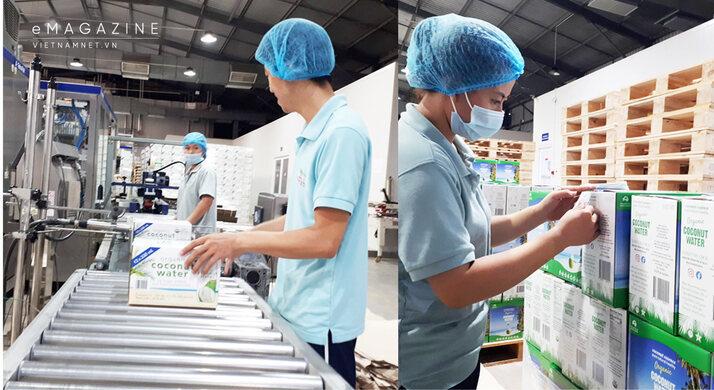 Ben Tre,coconut-made products,GRDP,vietnam economy