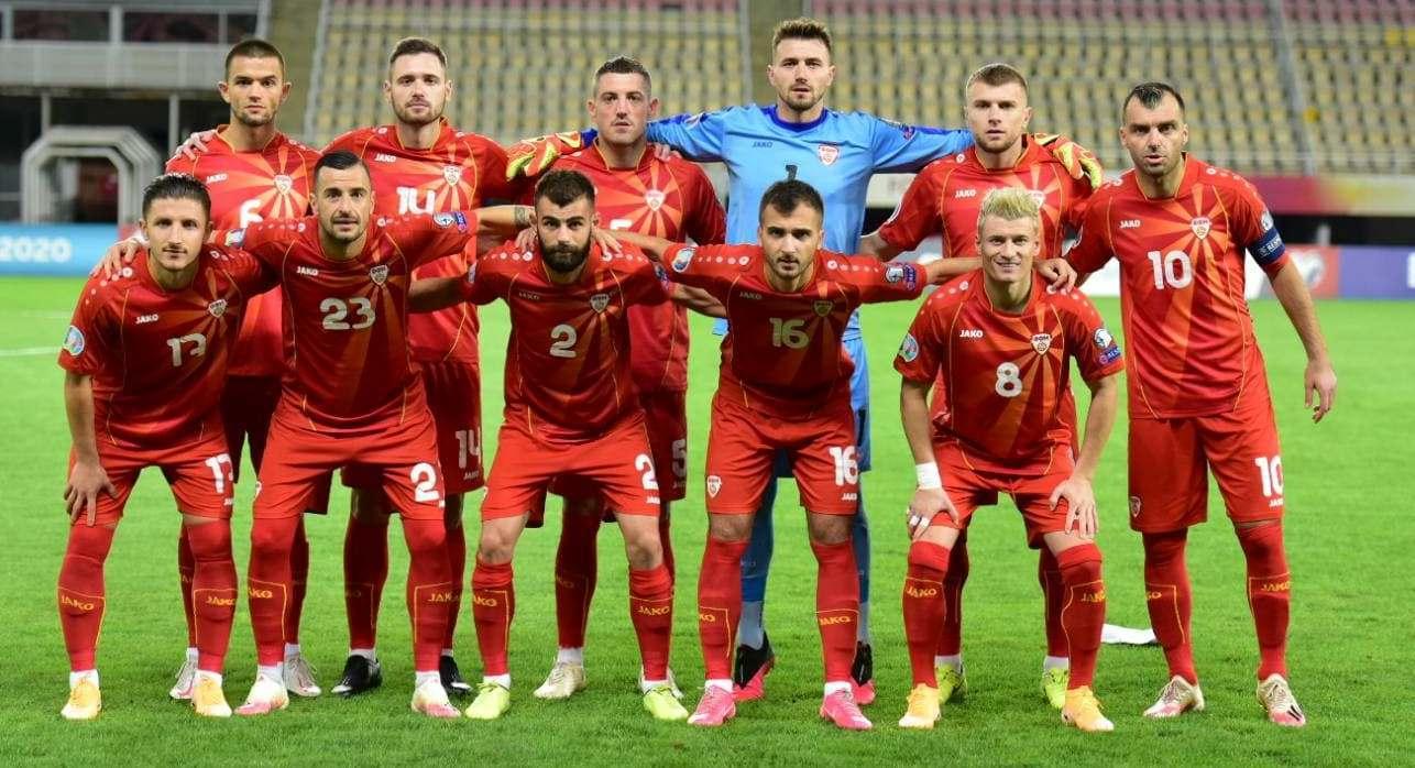 Danh sách ĐT Macedonia dự EURO 2020