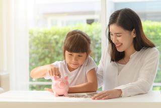 Dạy con tiết kiệm - bài học nhỏ hình thành phẩm chất người thành công