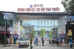 Bệnh viện K gỡ bỏ phong tỏa 2 cơ sở, khám chữa bệnh trở lại