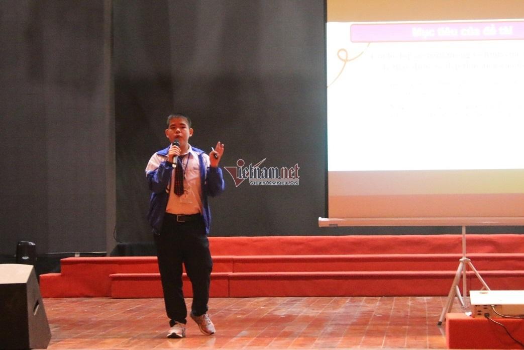 Học sinh Việt Nam giành 3 giải bên lề Cuộc thi Khoa học kỹ thuật quốc tế 2021