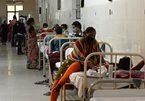 Chưa thoát khỏi Covid-19, Ấn Độ lại bị dịch chết người khác càn quét