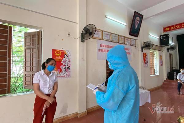 Hải Dương xét nghiệm SARS-COV-2  cho gần 40 nghìn người tham gia tổ bầu cử