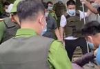 Phó Công an huyện ở Hải Dương bị thương khi xử lý đối tượng đánh dân