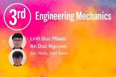 Học sinh Việt Nam giành giải Ba thi Khoa học kỹ thuật quốc tế 2021