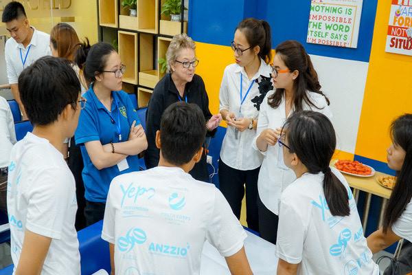 40 suất học bổng tuyển thẳng cho tân sinh viên khoa Quốc tế - ĐHQGHN