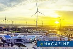 Trung Nam Group - 'người 'mở đường' nhiều dự án năng lượng tái tạo Việt Nam