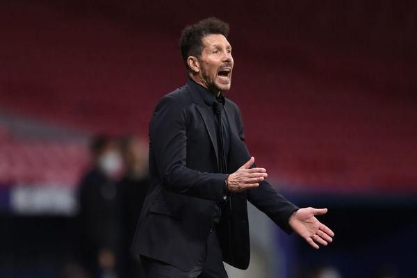 HLV Simeone: 'Atletico xả thân cho chức vô địch La Liga'