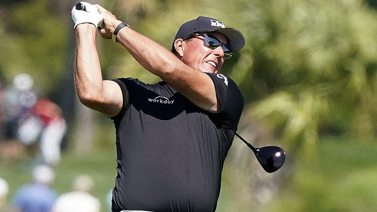 Phil Mickelson dẫn đầu vòng 2 PGA Championship