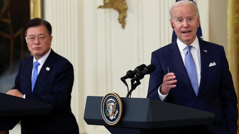Ông Biden nêu điều kiện gặp Kim Jong Un