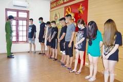 31 nam nữ 'bay lắc' giữa mùa dịch Covid-19 ở Hải Dương