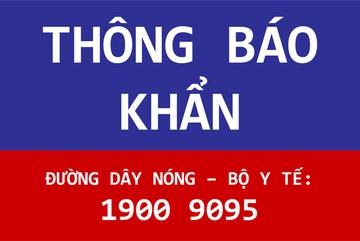 Thêm 1 ca dương tính nCoV, Thái Nguyên ra thông báo khẩn