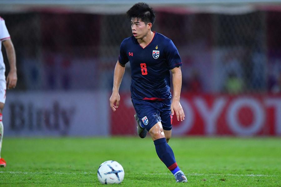 Sao Thái Lan háo hứa đá vòng loại World Cup