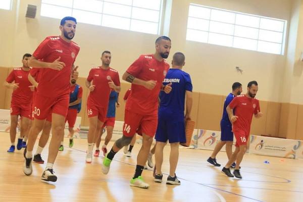 """Báo Lebanon: """"Thắng futsal Việt Nam để dự World Cup"""""""