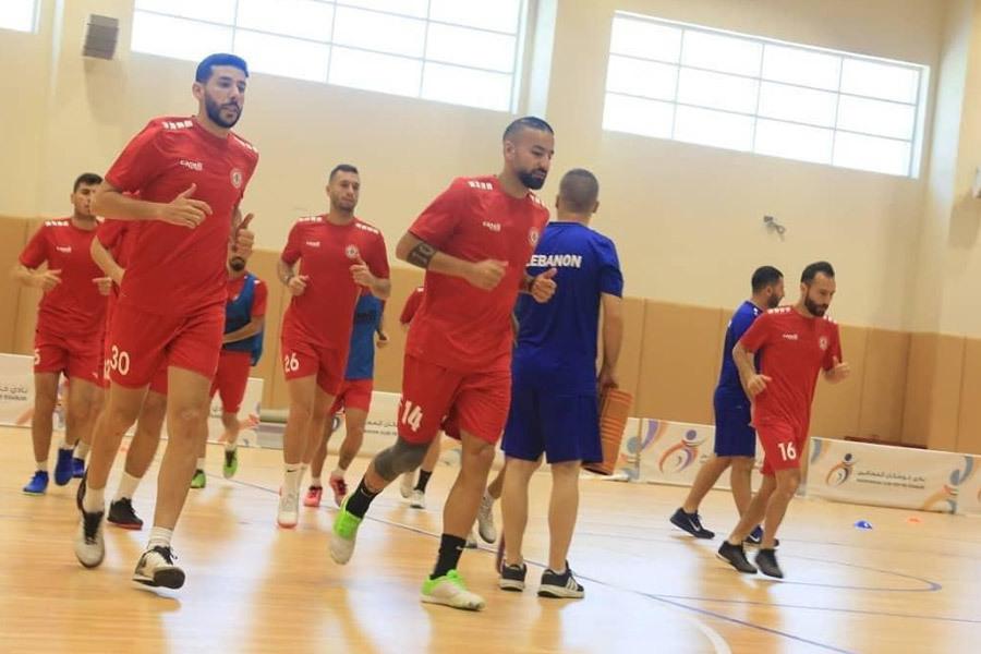 Báo Lebanon: 'Thắng futsal Việt Nam để dự World Cup'
