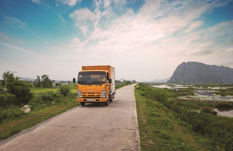 Bưu điện giúp nông dân Bắc Giang tiêu thụ hàng chục tấn nông sản mỗi ngày