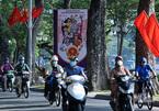 Hình ảnh khắp nơi náo nức 'Ngày hội non sông'