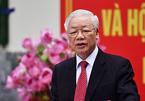 Tổng Bí thư: Mong các đại biểu được bầu hết lòng vì nước, vì dân