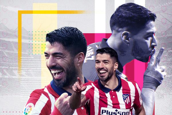 Luis Suarez: Barca ruồng bỏ và người hùng Atletico