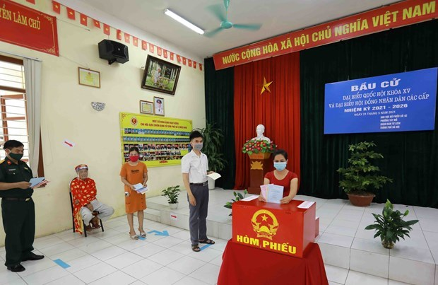 election,voters,15th National Assembly,Vietnam politics news