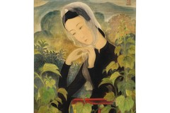 Vietnamese art masterpieces to be sold in Christie's upcoming auction
