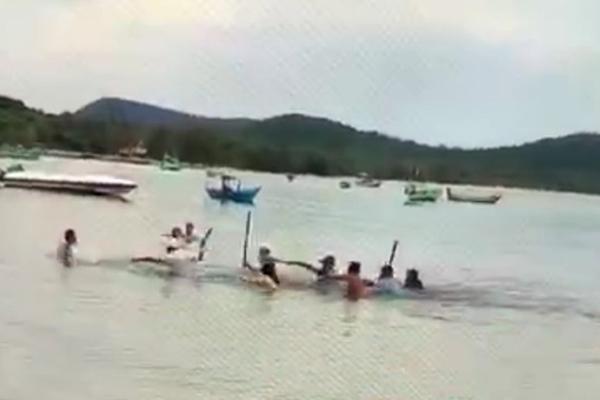 Bắt 6 bảo vệ khu nghỉ dưỡng ở Phú Quốc đánh gãy tay hai người dân