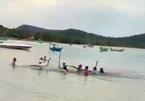 Bảo vệ khu nghỉ dưỡng ở Phú Quốc cầm gậy đánh người thương tích