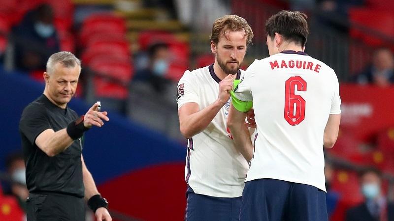 Các sao MU liên kết 'dụ' Harry Kane gia nhập Old Trafford