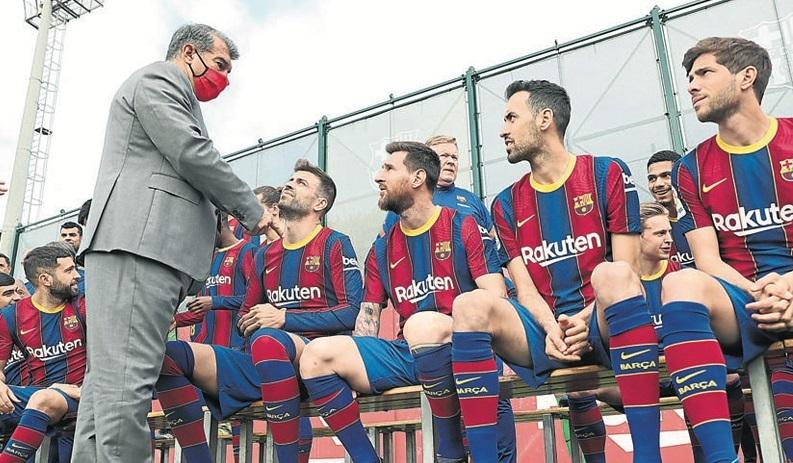 Solskjaer tuyên bố nóng chuyển nhượng MU, Barca đại phẫu